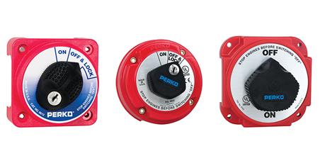 perko inc catalog battery switches
