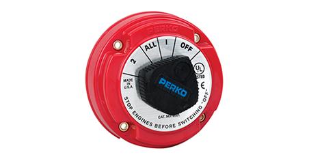 Switch diagram battery perko Perko Battery