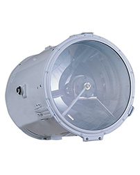 "Complete 15"" Searchlight Head with Optical Assembly"