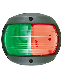 Bi-Color Navigation Light (Black Polymer)