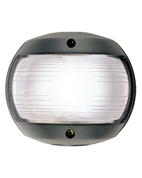 White Masthead Navigation Light (Black Polymer)