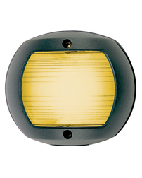 Yellow Towing Navigation Light (Black Polymer)
