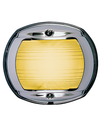 Yellow Towing Navigation Light (Chrome)