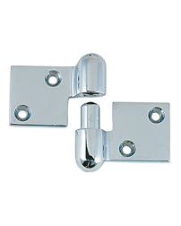 Pull Apart Hinges - Right Hand