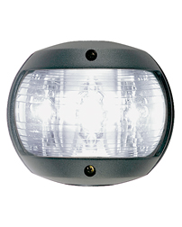 LED White Masthead Navigation Light (Black Polymer)