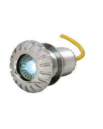 LED Thru-Hull Mount Underwater Light