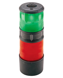 Green/Red All-Round Navigation Light