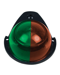 112-1/2° Lenses for Side Lights