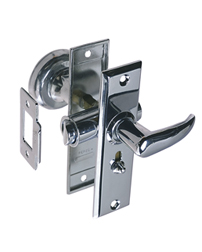 Tubular Latch Set