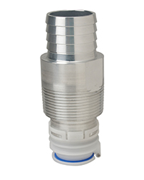NPTF Threaded Inlet Check Valve