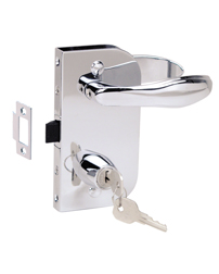 Full Size Flush Lock Set