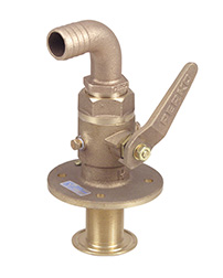 Seacock - Ball Valve Design
