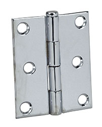 Butt Hinge with Removable Pin