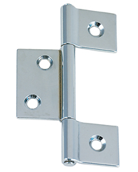Non-Mortised Hinge