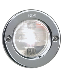 Clear Back Utility Light