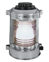 White Masthead Navigation Light