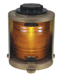 Yellow Towing Light