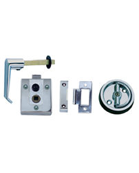 Flush Cup Rim Latch Set