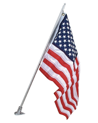Flag Pole Set