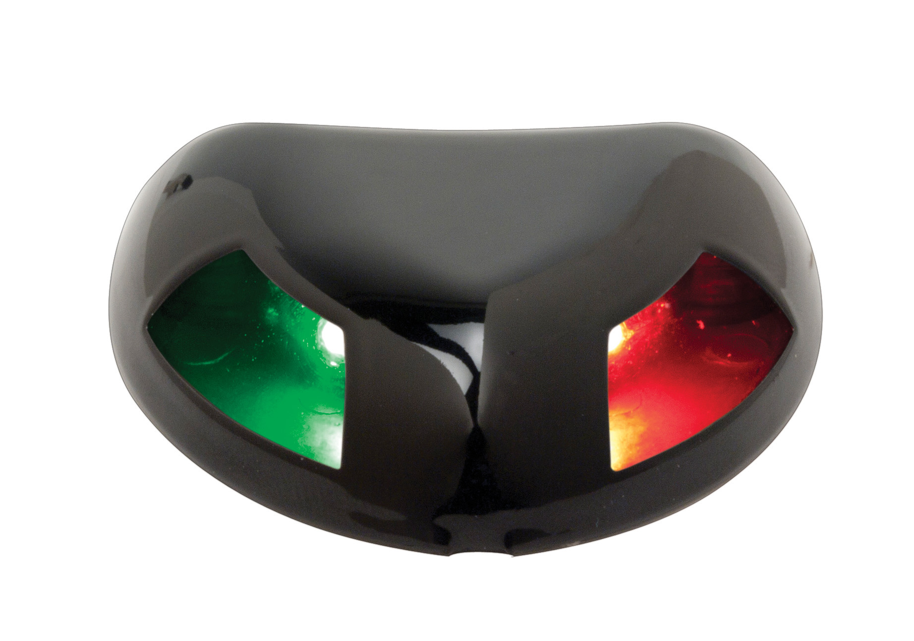 Perko 0615DP0STS Bi-Color Marine Horizontal Mount Side Light