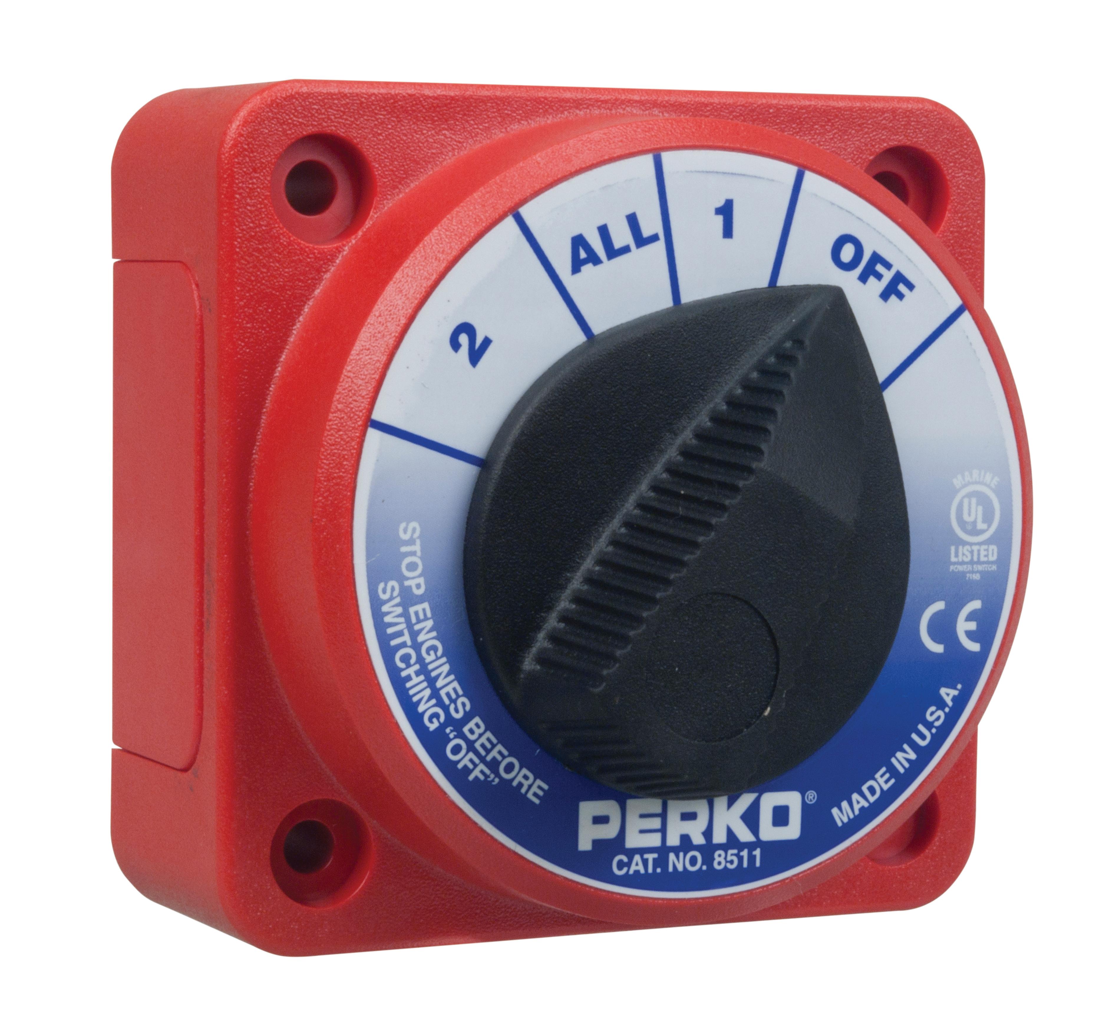 perko battery switch to trolling motor wiring diagram two