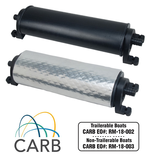Perko Carbon Canisters